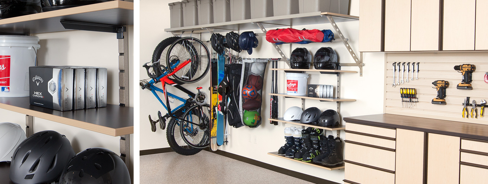 Garage Shelving System St. Louis