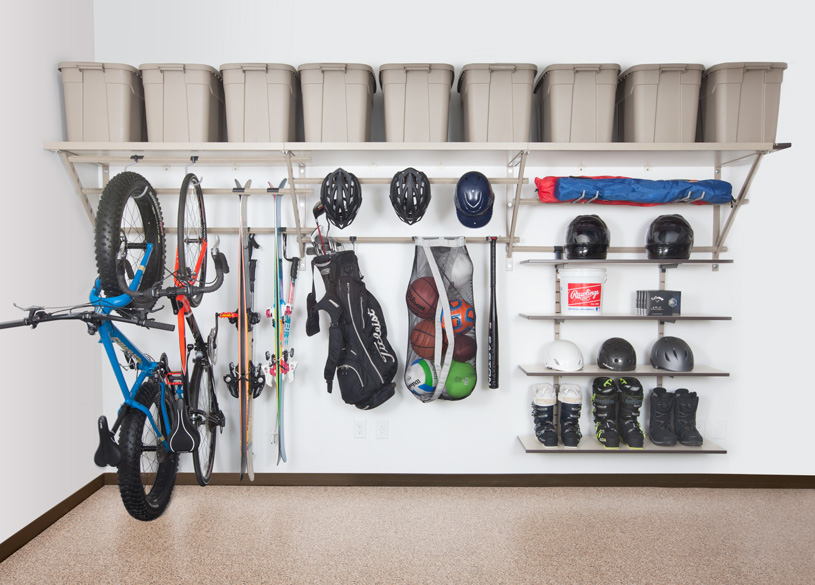 St. Louis Garage Shelving