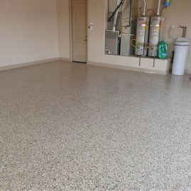 Epoxy Garage Flooring Kansas City